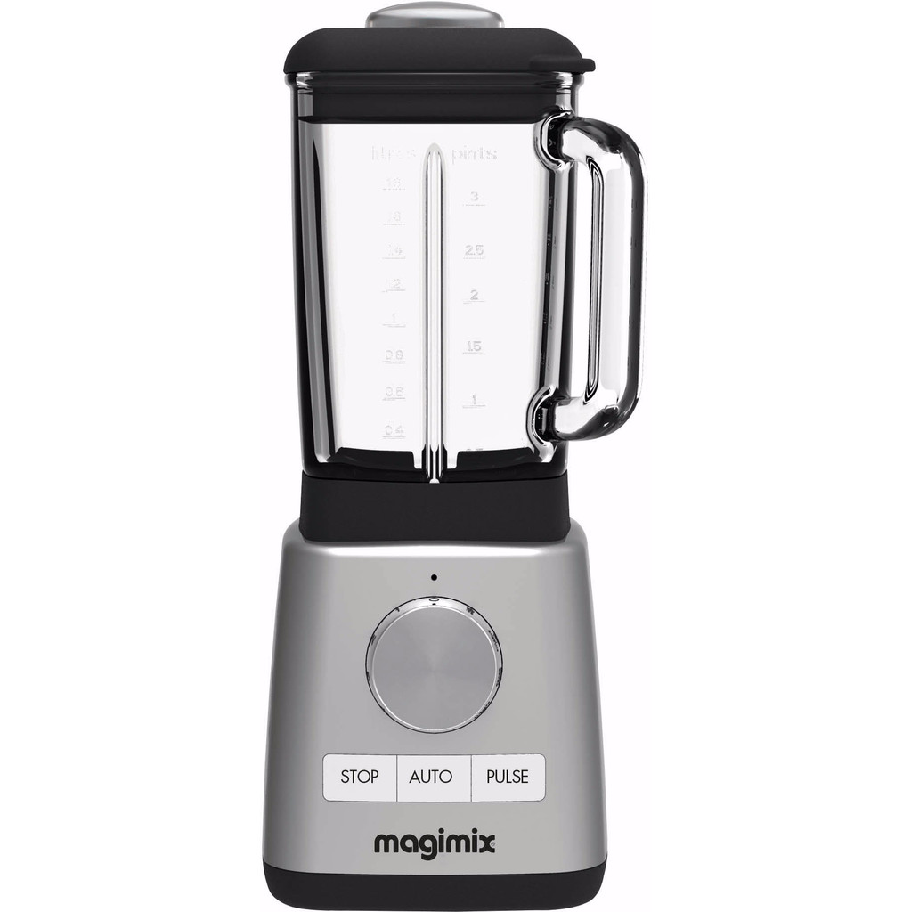 Magimix Power Blender Mat Chroom in Petit-Roeulx-lez-Braine