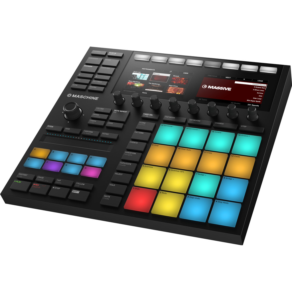 Native Instruments Maschine MK3 Black in Langemark