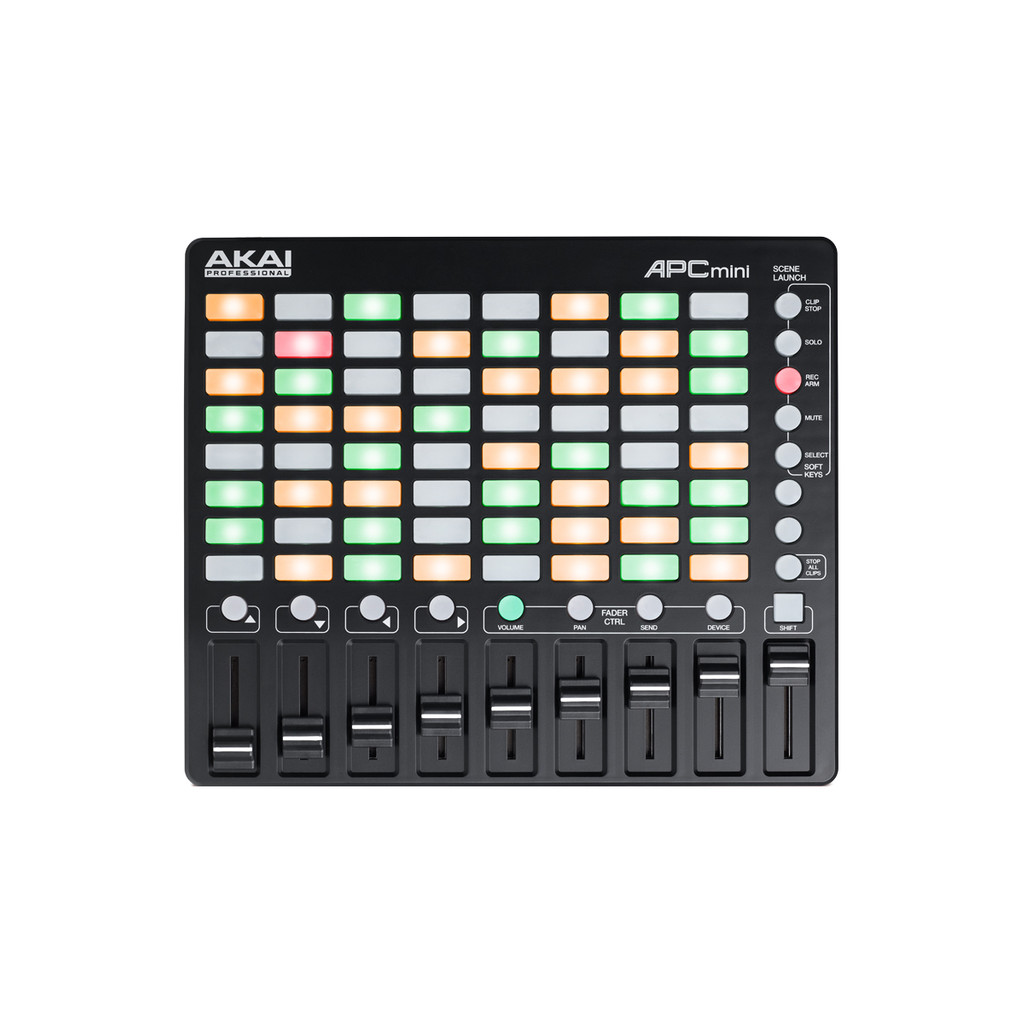 AKAI APC MINI performance controller voor Ableton