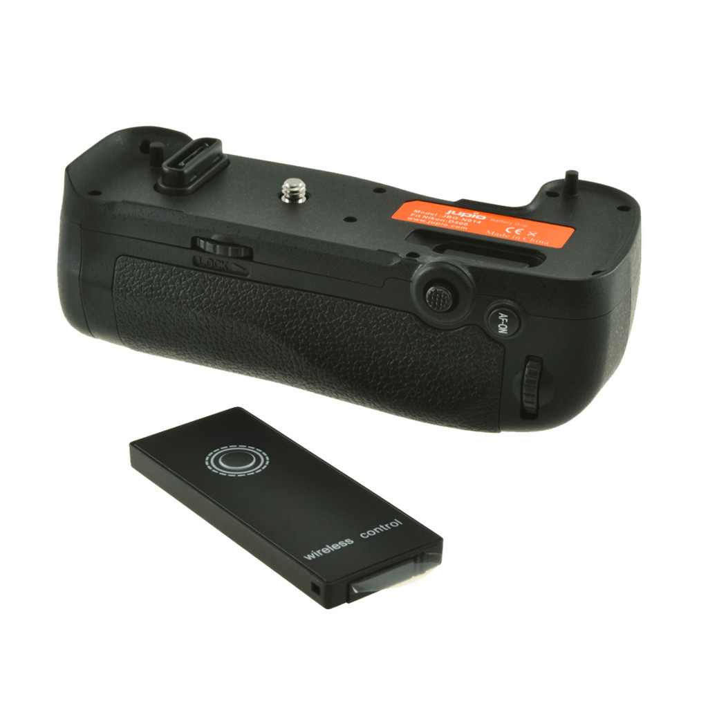 Jupio Battery Grip voor Nikon D500 (JBG-N014) in Heuvel