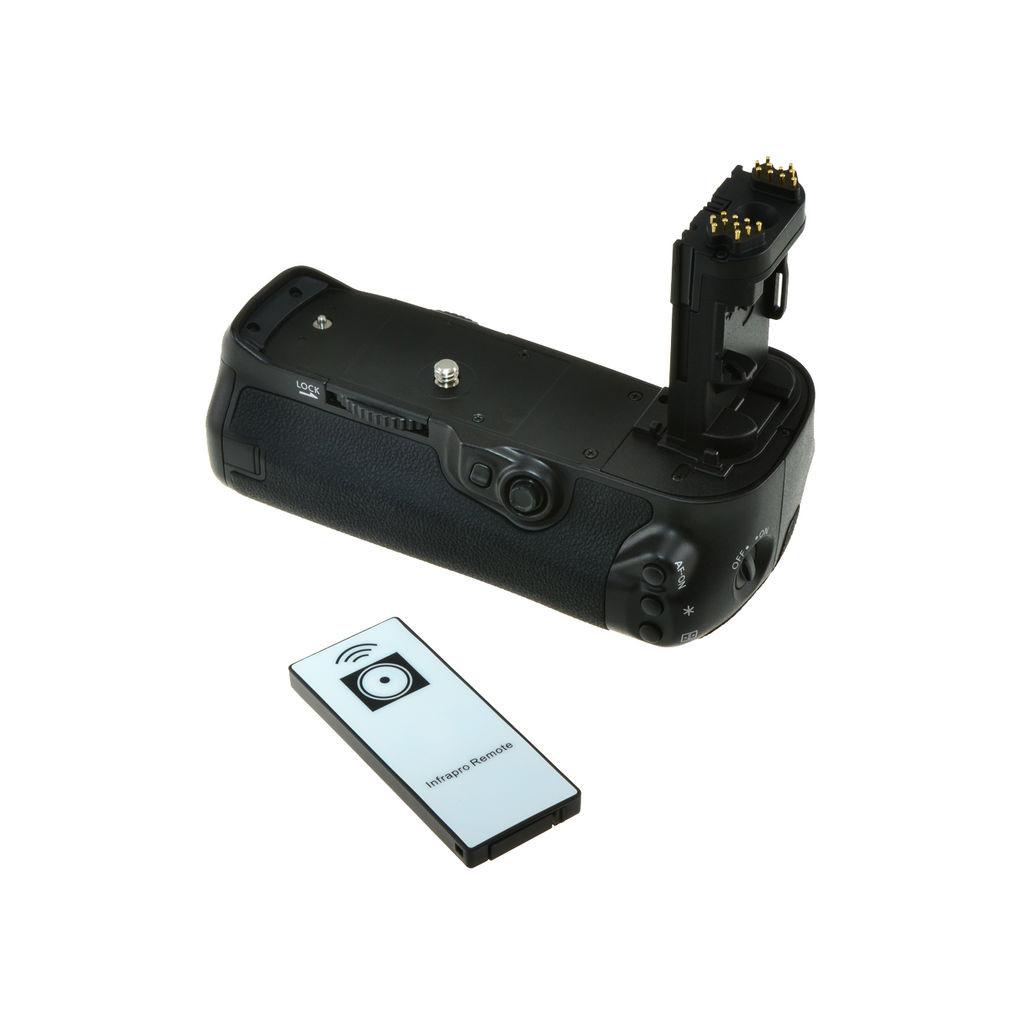 Jupio Batterygrip voor Canon 7D MKII (BG-E16) in Weerselo