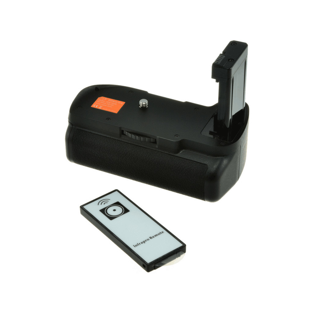 Jupio Battery Grip voor Nikon D5100/D5200 in Ramsel