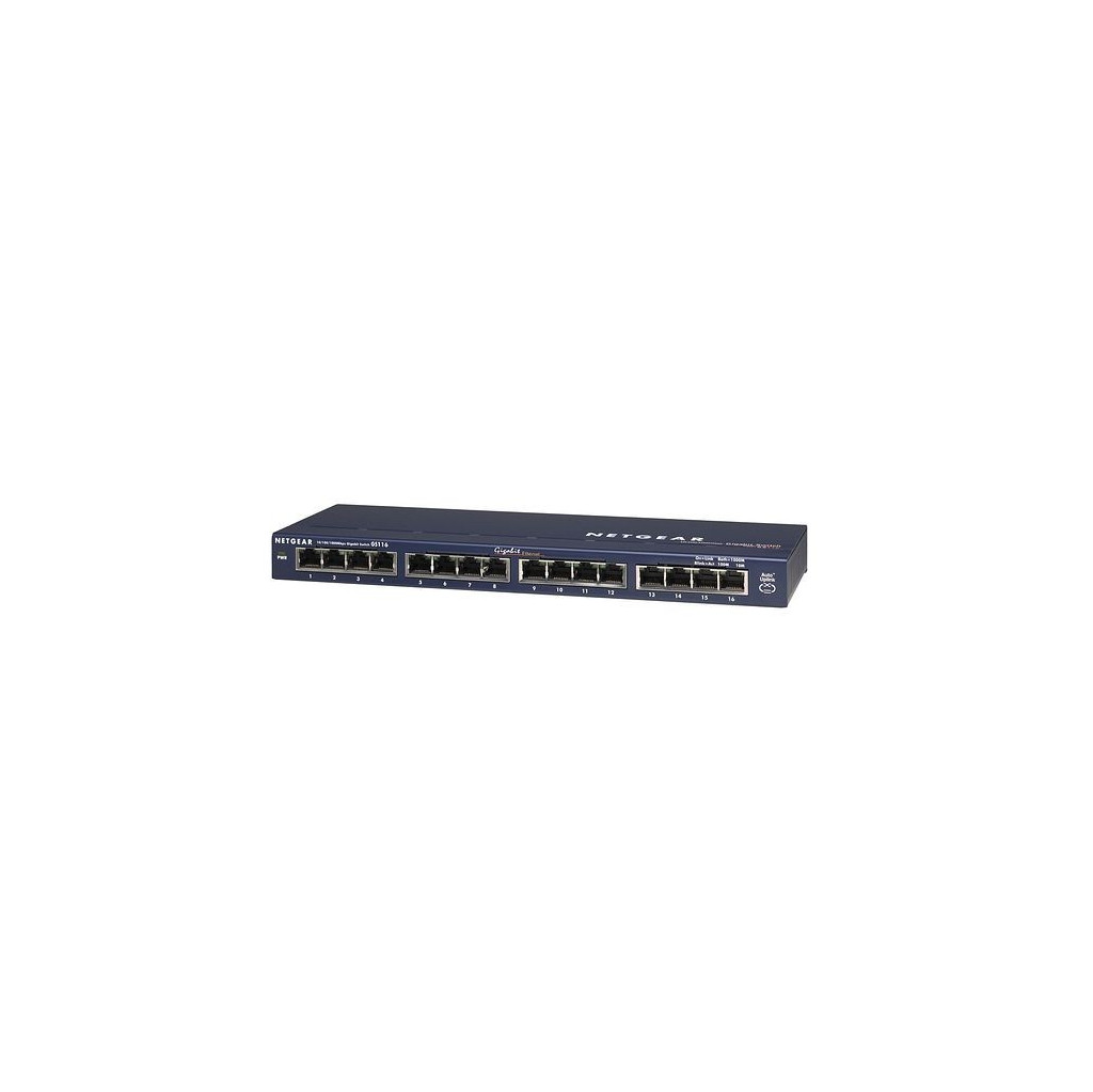 Netgear GS116 16-Poorts Gigabit Switch in Oude Stoof