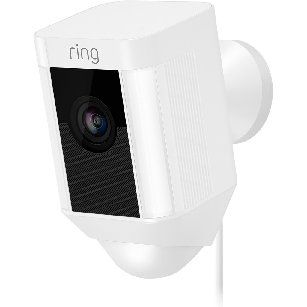 Ring Spotlight Camera Wired Wit