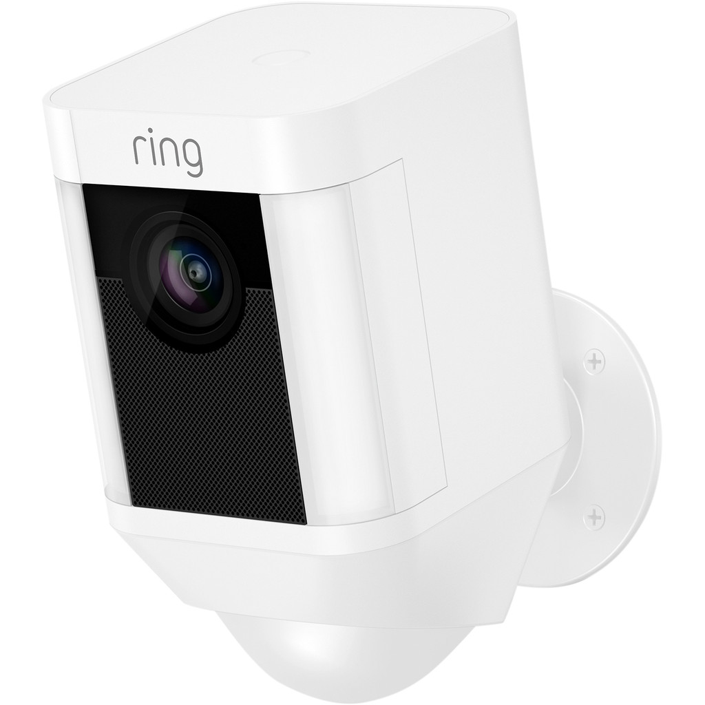 Ring Spotlight Cam Battery Wit kopen