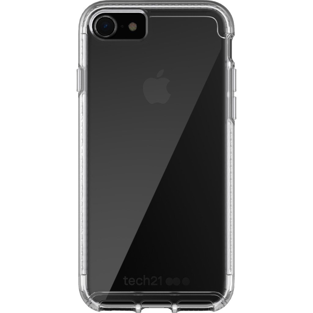 Transparante Pure Clear Case voor de iPhone 8-7