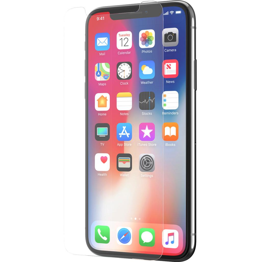 Tech21 Impact Shield Self Heal Apple iPhone X Screenprotector Plastic in Carlsbourg