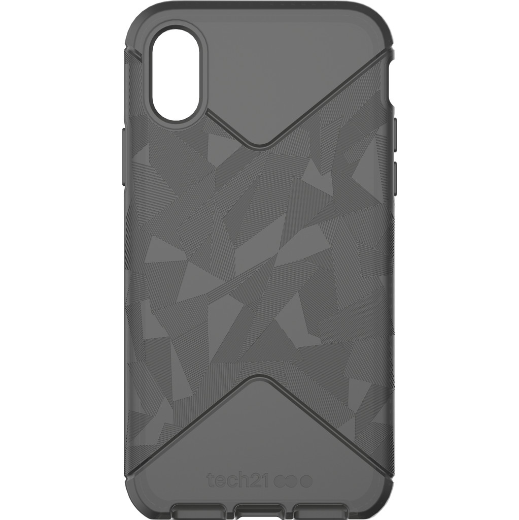 Tech21 Evo Tactical iPhone X Zwart