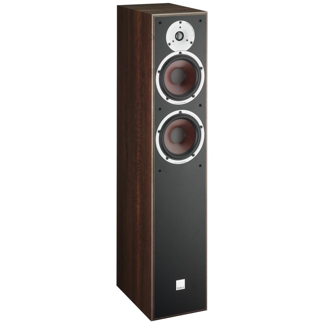 Afbeelding van Dali Spektor 6 Walnoot (per stuk) hifi speaker