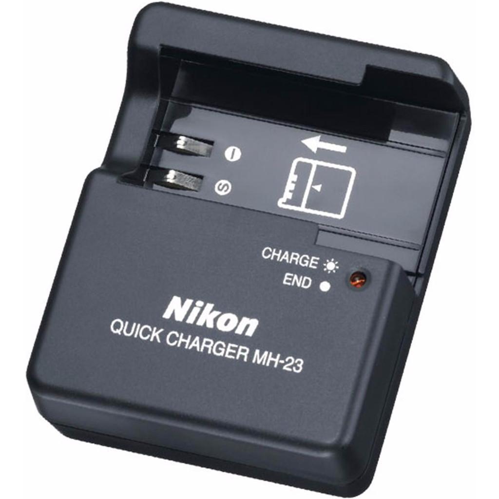 Nikon MH-23 (accu-lader voor EN-EL9)