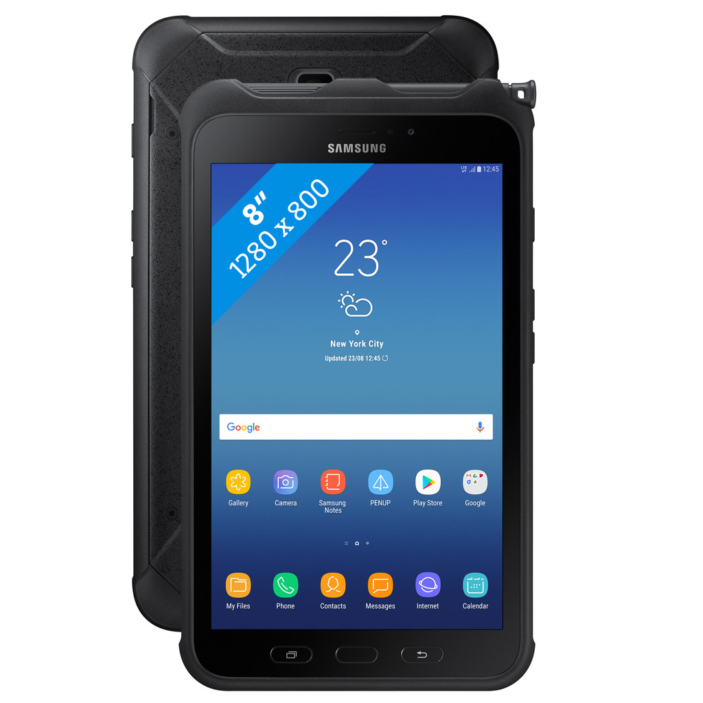 Samsung Galaxy Tab Active2 Wifi + 4G Zwart kopen