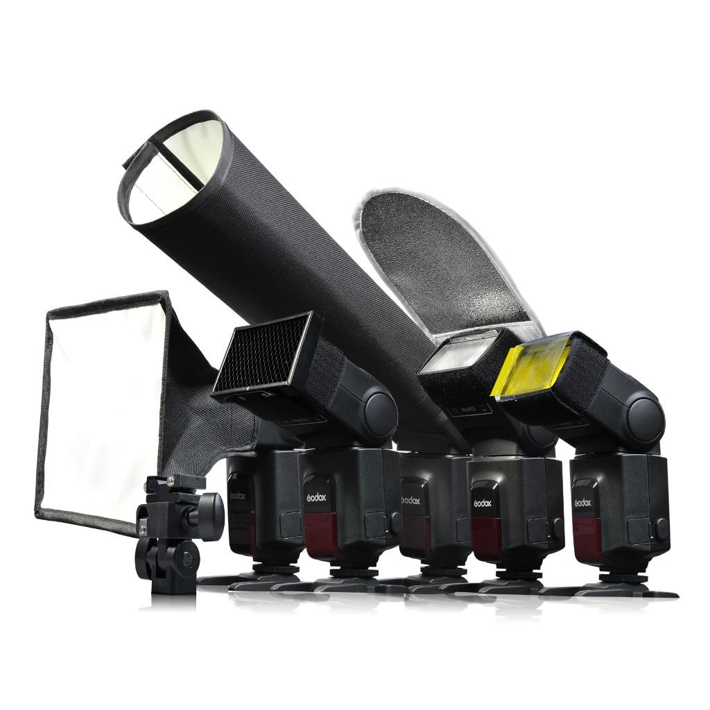 Godox Speedlite SA-K6 Accessoire Kit in Impe