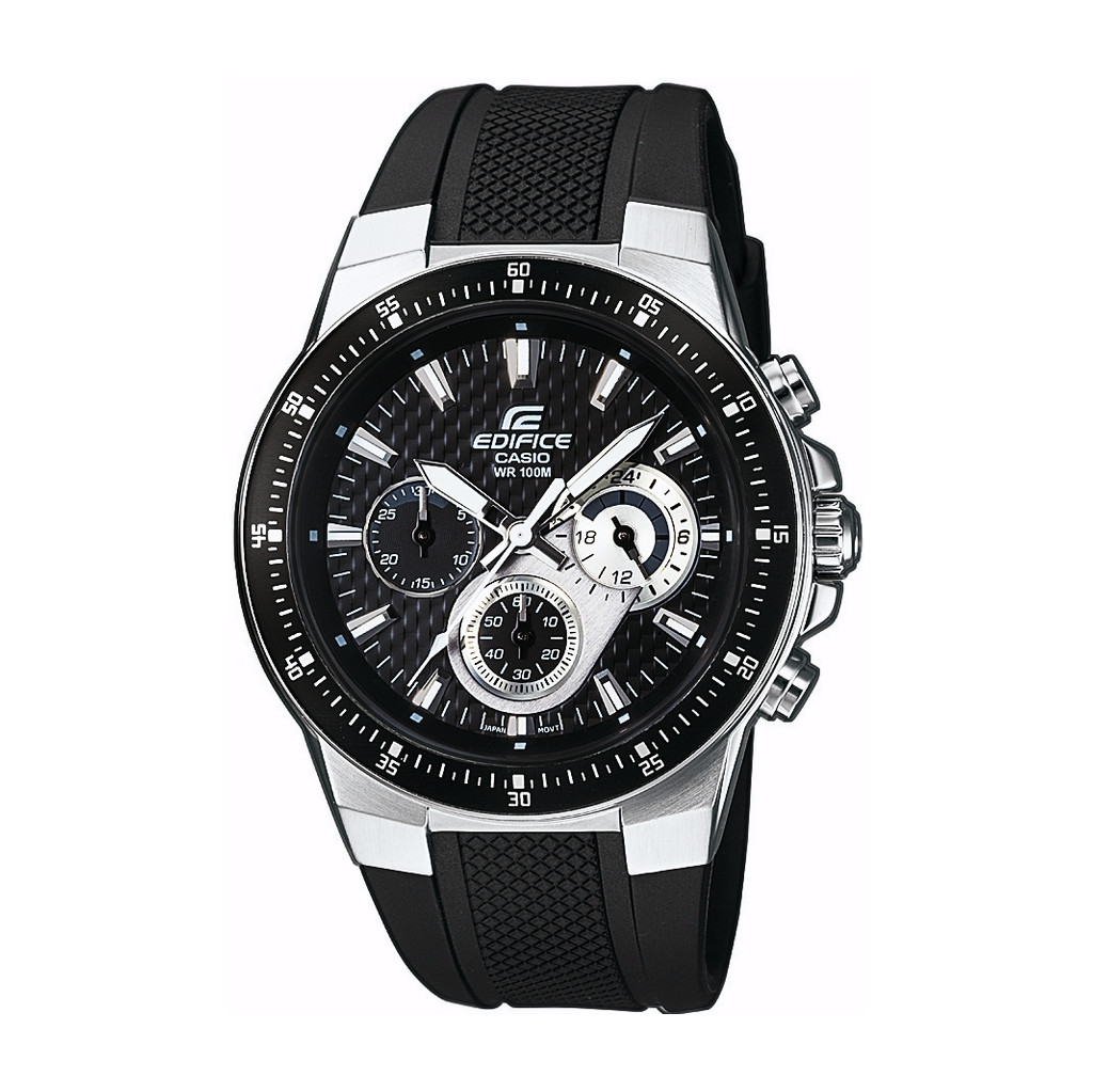 Casio Edifice Classic Chronograaf EF-552-1AVEF in Emst