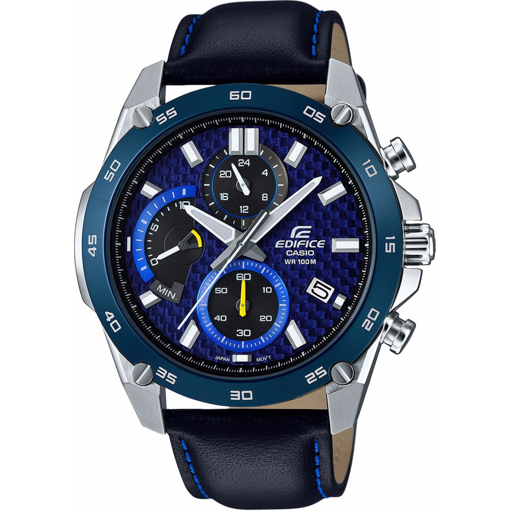 Casio Edifice Classic Chronograaf EFR-557BL-2AVUEF