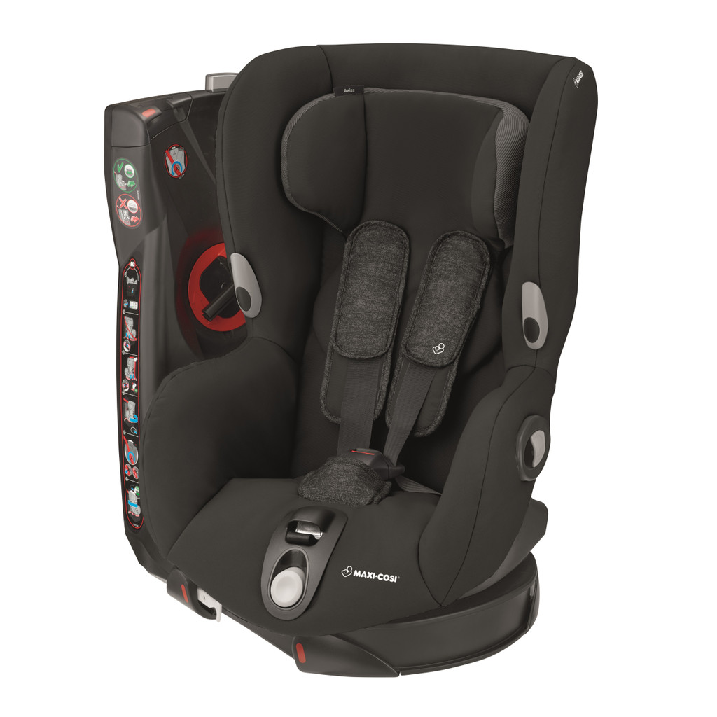 Image of Maxi-Cosi Axiss Nomad Black