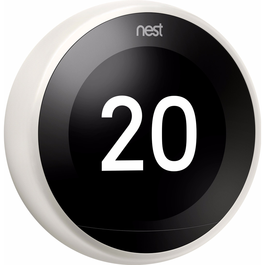 Image of Nest Learning Thermostat V3 Premium Wit