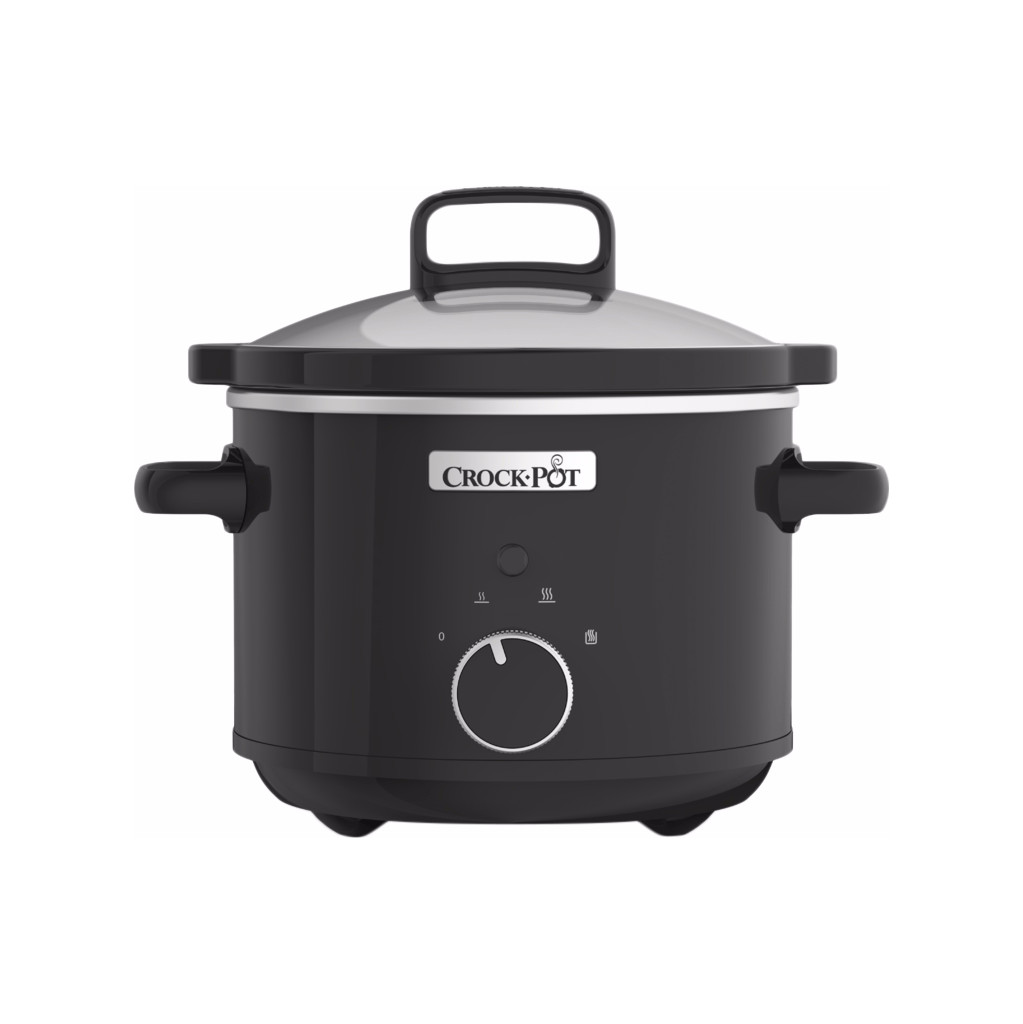 Crock-Pot Slowcooker 2,4 L Black DNA in Bogaarden