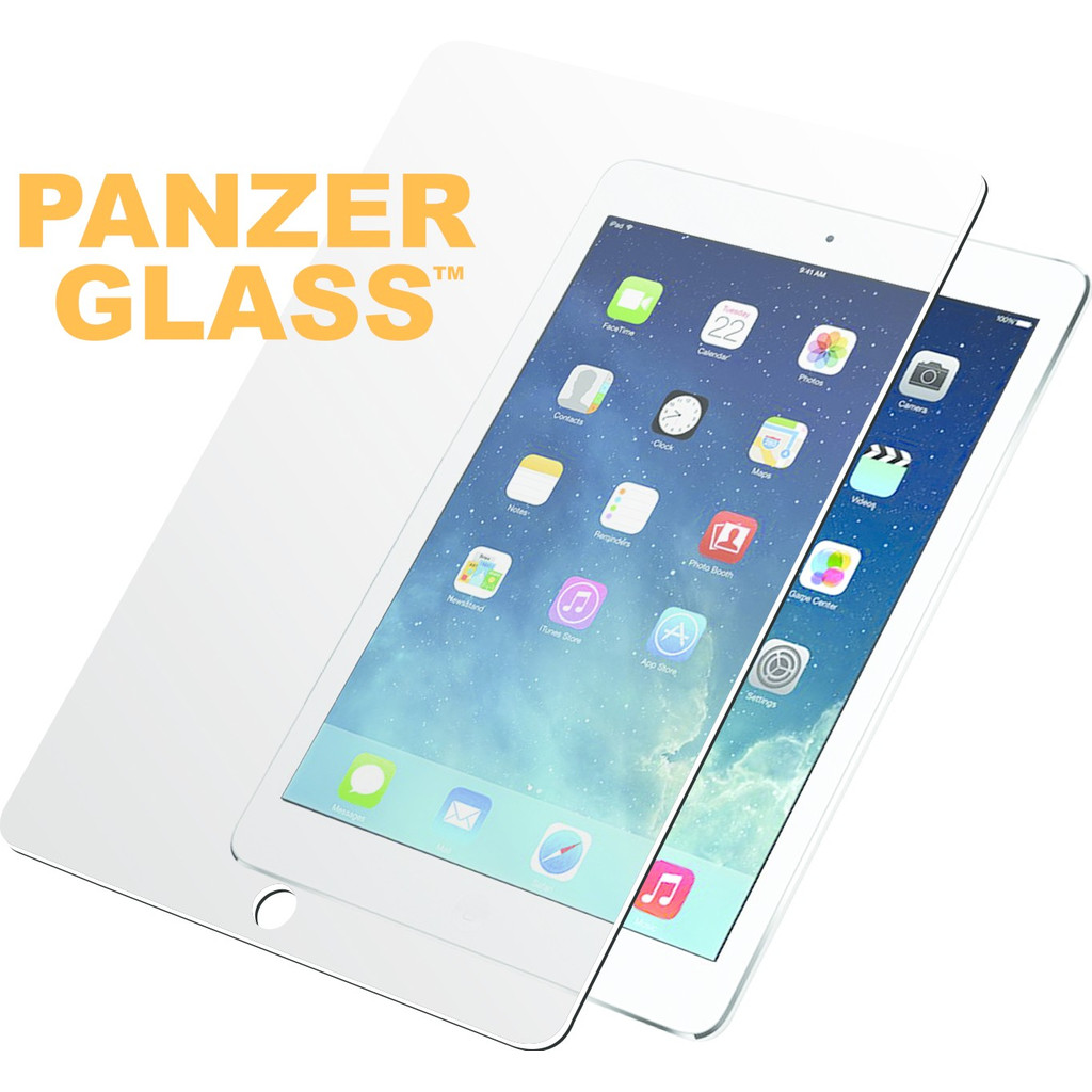 PanzerGlass Screenprotector Apple iPad (2017) / Air / 2 in Rijsberkampen / Rysberkamp