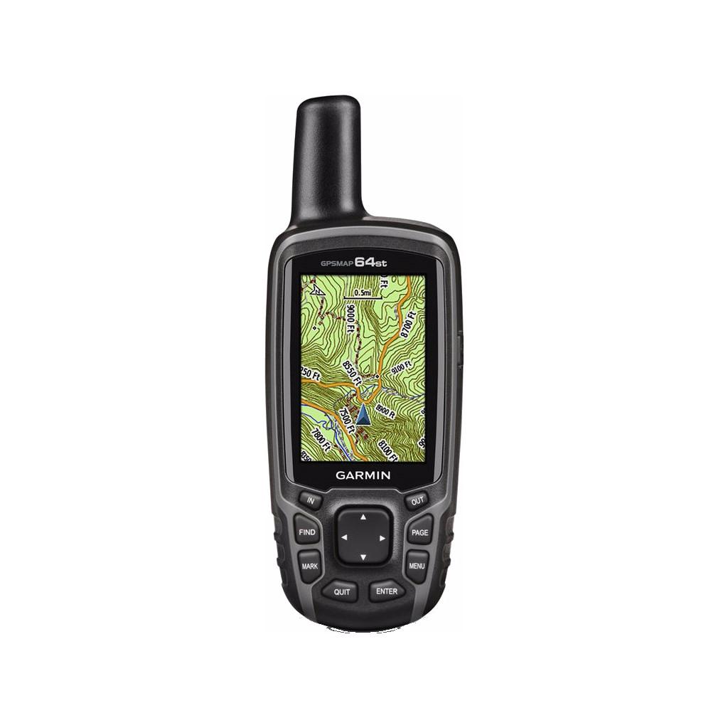 Garmin GPSMAP 64st in Naardermeer