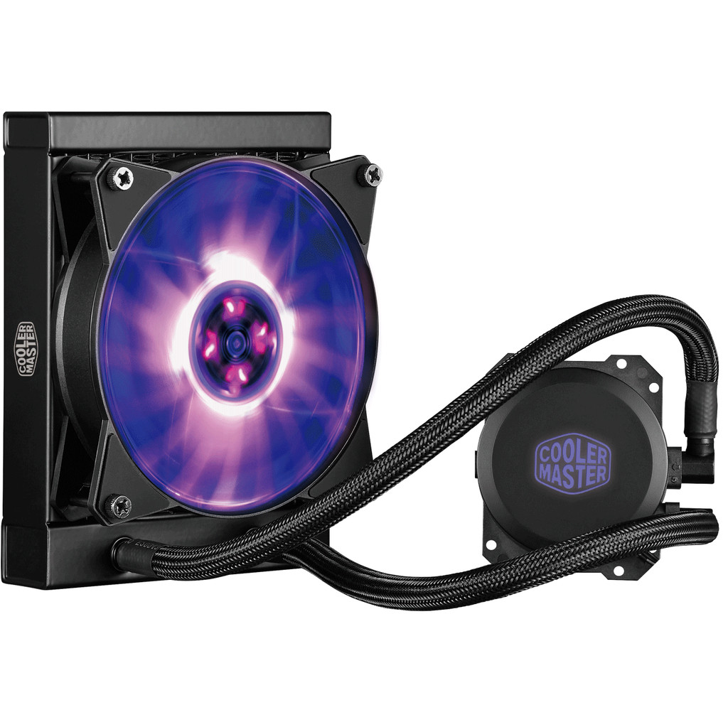 Cooler Master MasterLiquid ML120L RGB in Goldhoorn