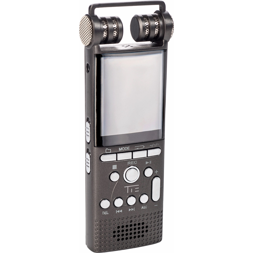 TIE Mobile Digital Recorder in Hillegem