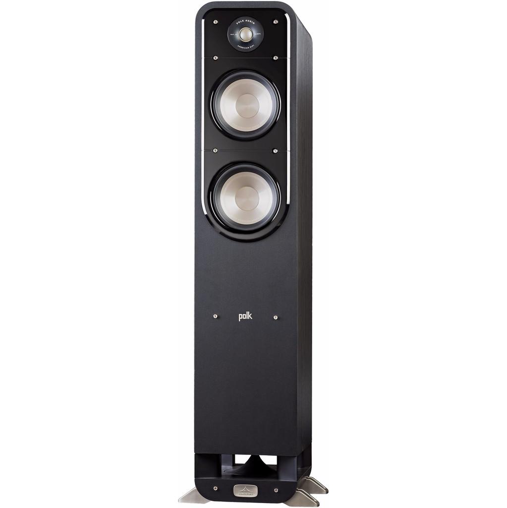 Polk: S55 Vloerstaande speaker Zwart