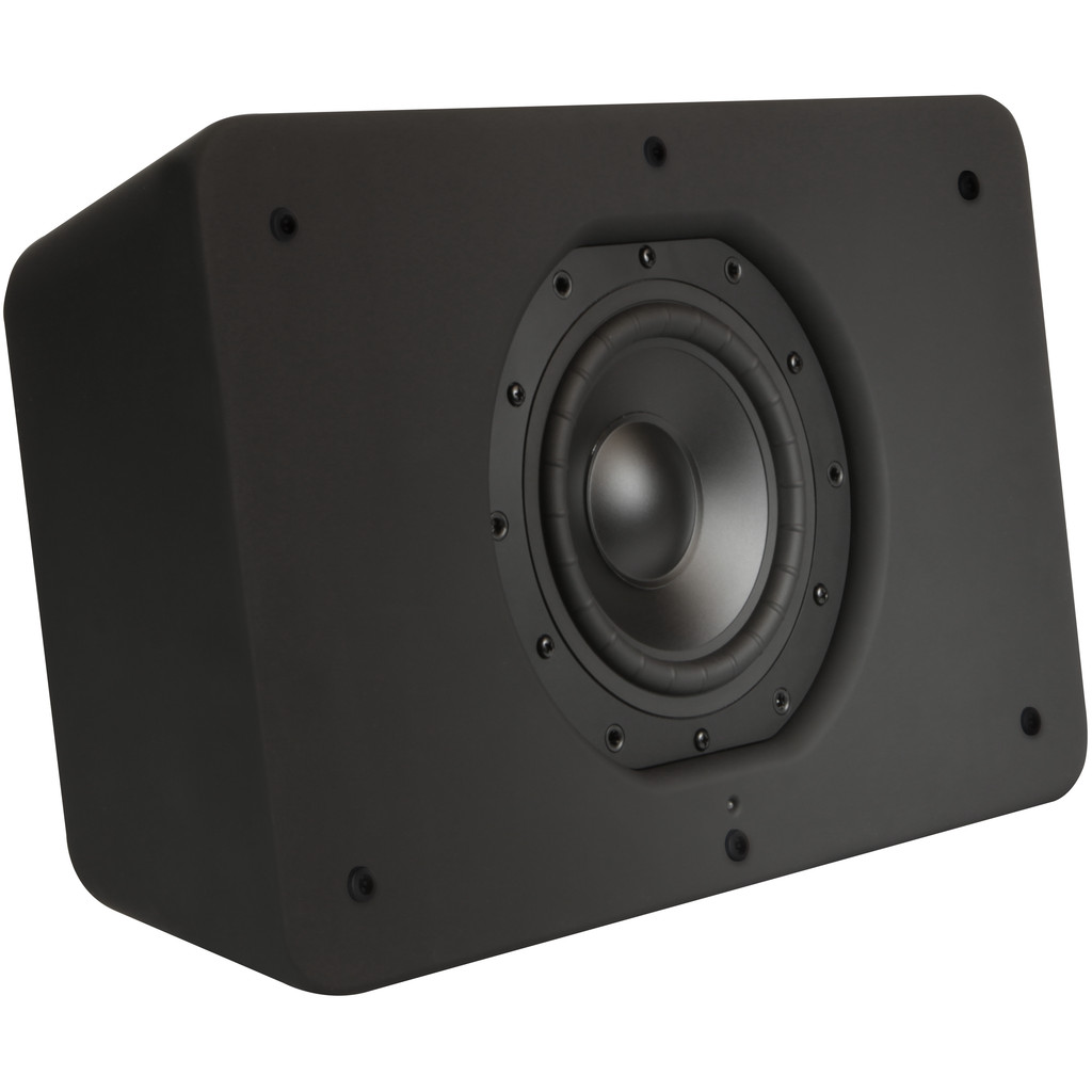 Afbeelding van Bluesound Pulse Sub Zwart wifi speaker