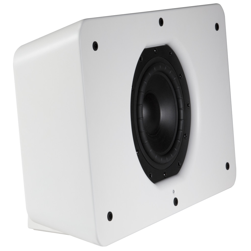 Afbeelding van Bluesound Pulse Sub Wit wifi speaker