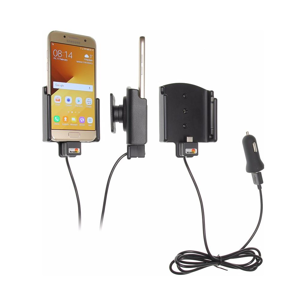 Brodit Houder Samsung Galaxy A3 (2017) USB Actief