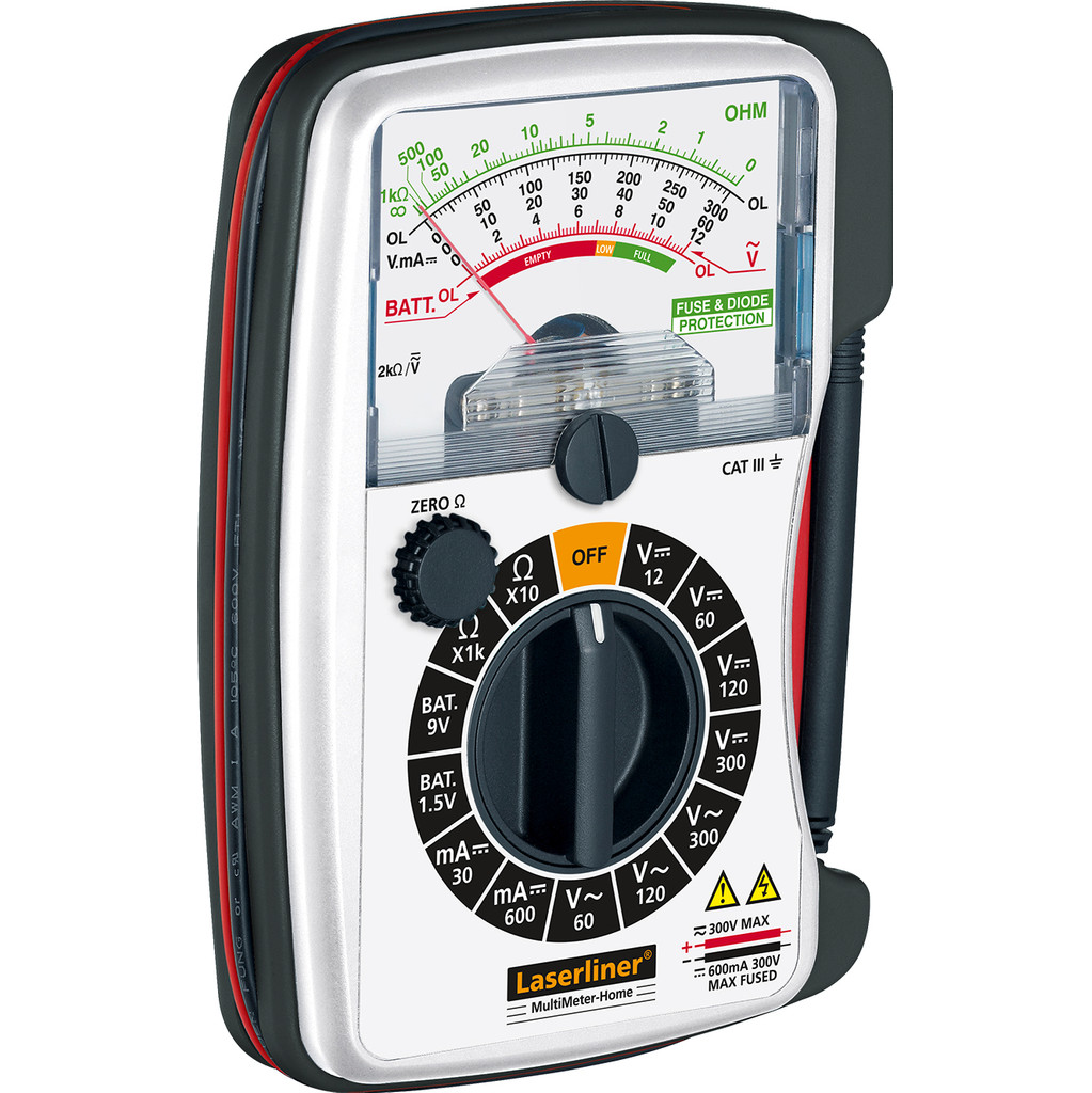 Laserliner MultiMeter-Home in Kudelstaart