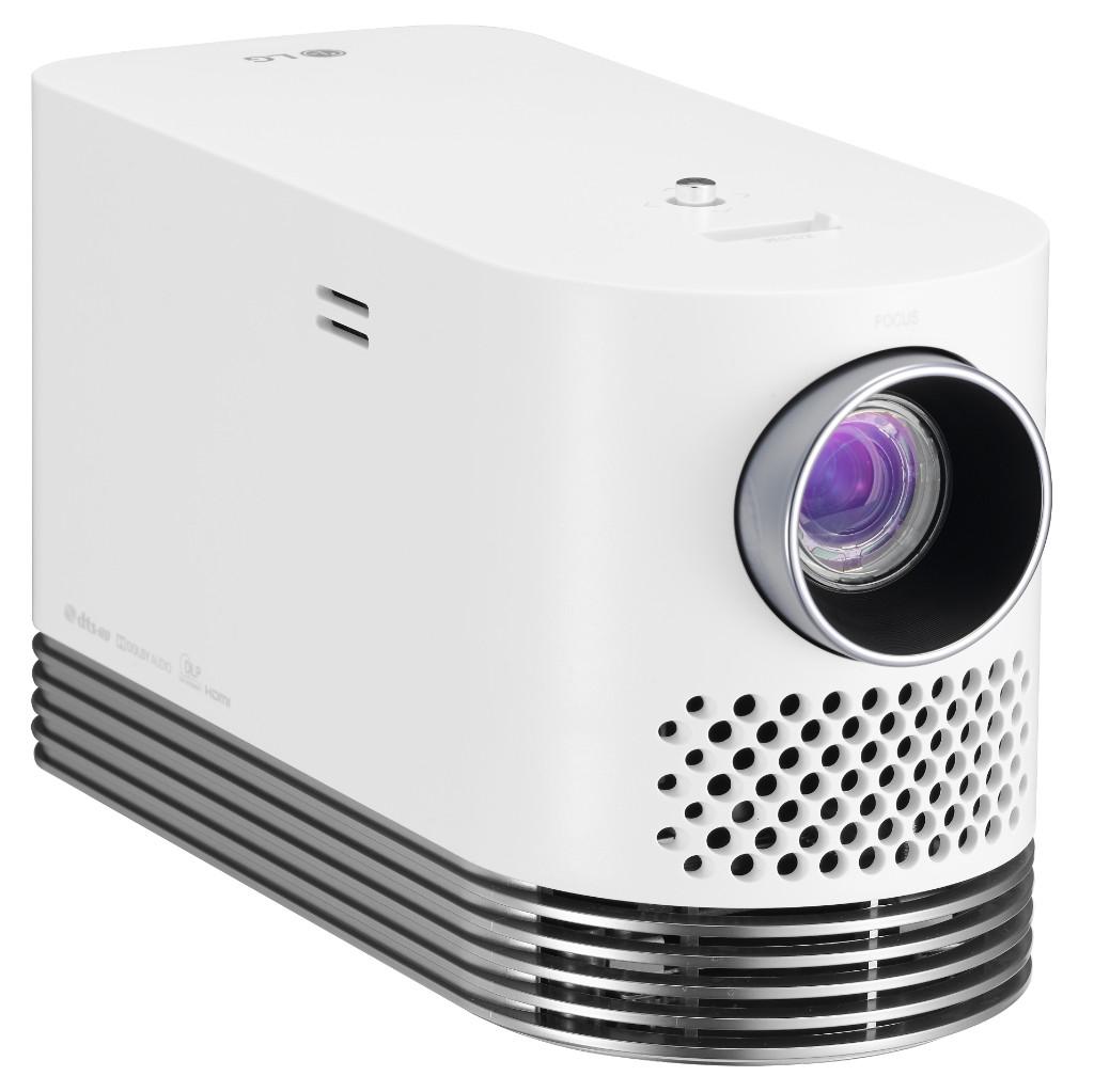 HF80JS Wh Laser FHD LED