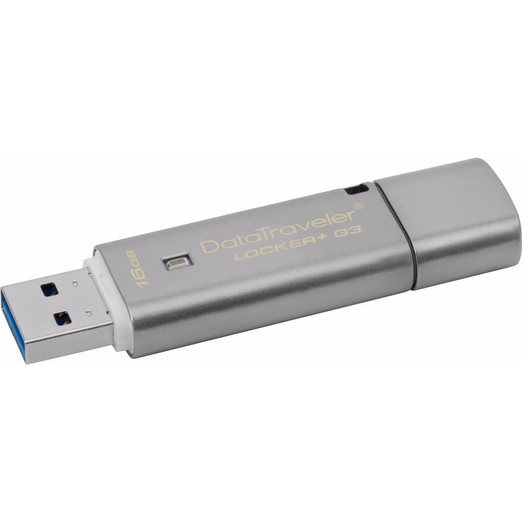 Kingston DataTraveler Locker+ G3 16 GB in Wieldrecht