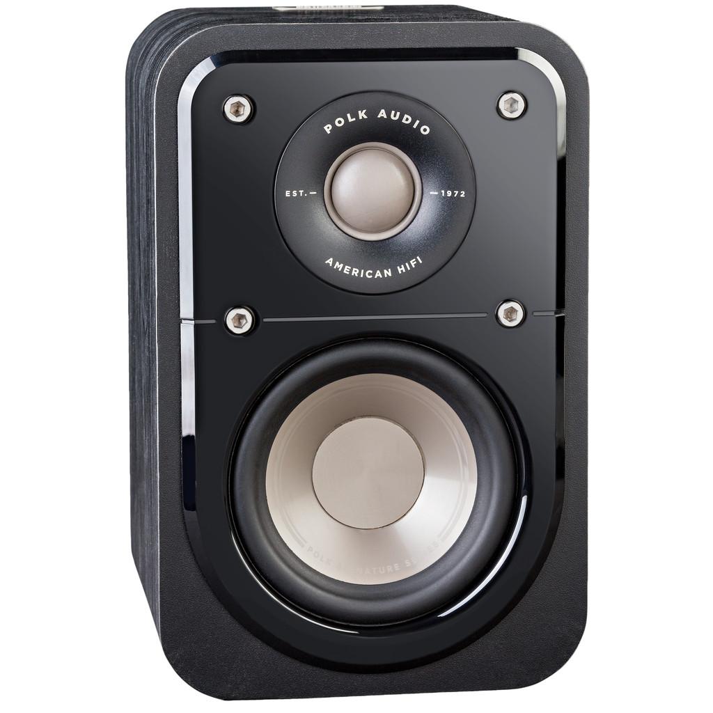 Polk Audio S10 Zwart (per paar)