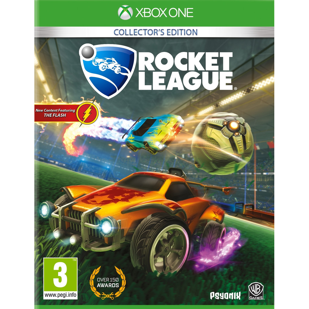 Warner Bros Rocket League (Collector's Edition) Xbox One (1000703000)