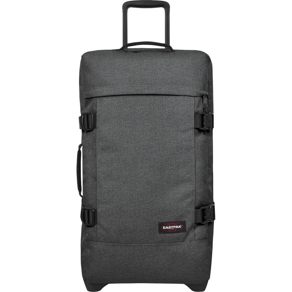 Eastpak Tranverz M Black Denim in Weeg
