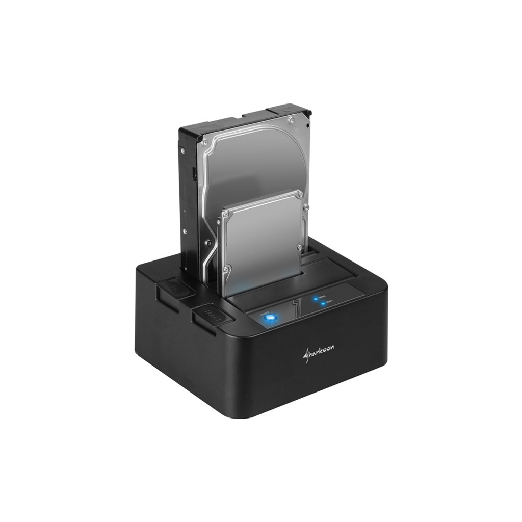 Sharkoon SATA QuickPort Duo USB 3.0 in Hurpesch