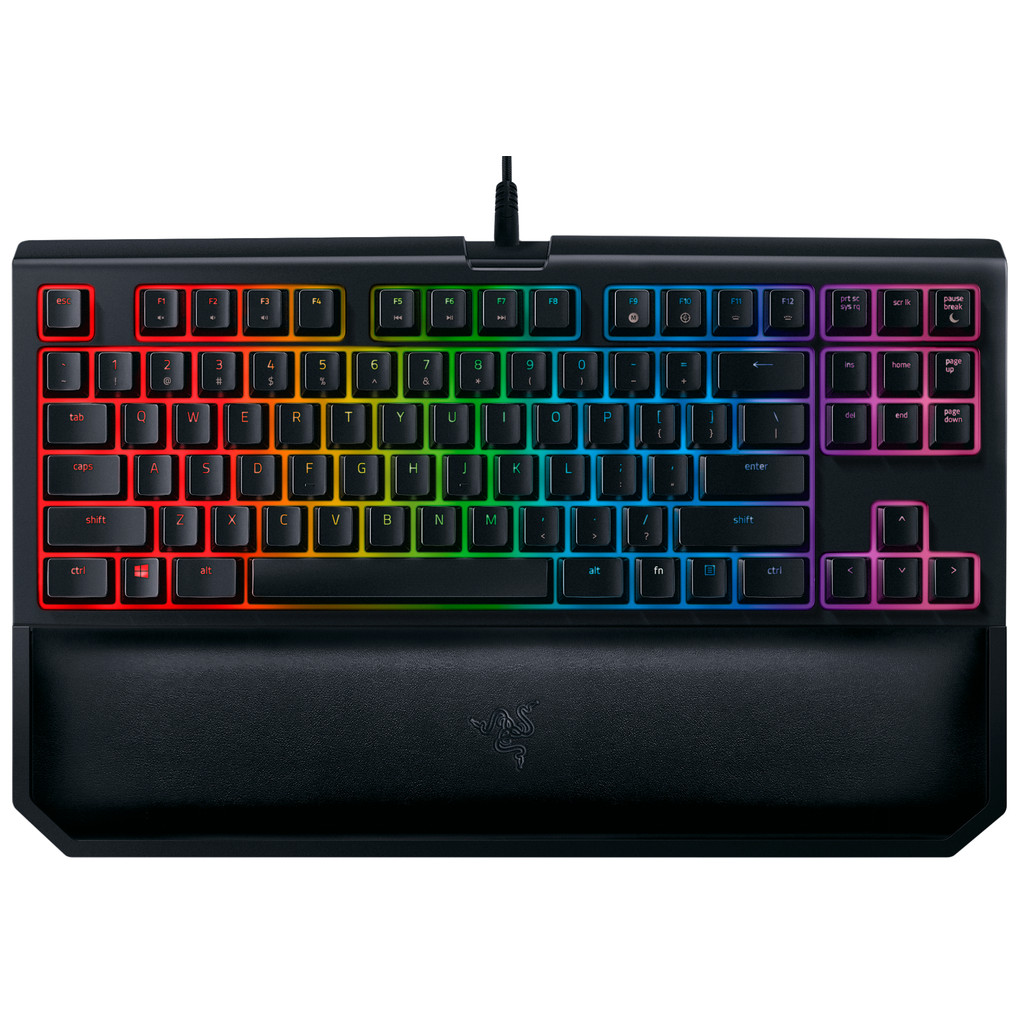 Razer BlackWidow Tournament Edition V2 Chroma Green QWERTY kopen