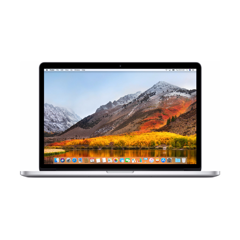 Apple MacBook Pro Retina 15,4'' 16/256SSD - 2,5GHz