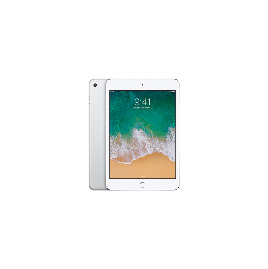 Apple iPad mini 4 Wi-Fi 128 GB Zilver