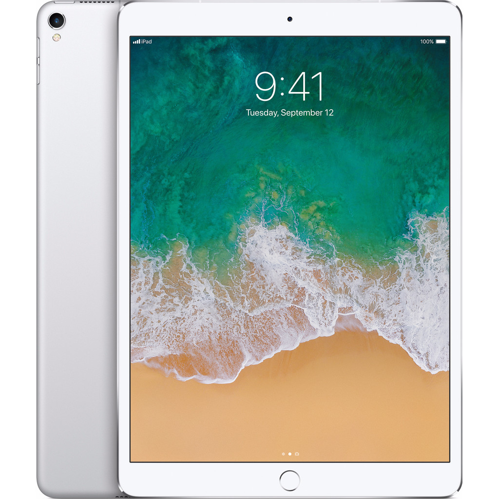 Apple iPad Pro 10.5 Wi-Fi + Cellular 256GB Silver