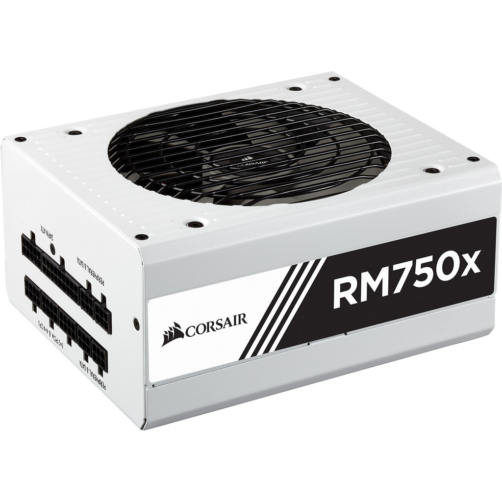 Corsair RM750x White Edition in Charneux