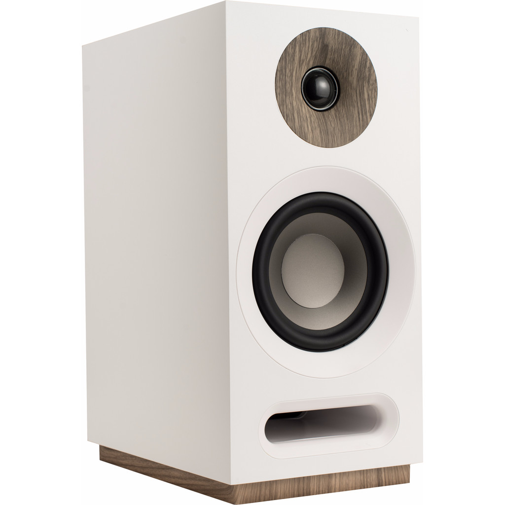 Jamo S 803 Boekenplank Speaker Wit (per paar)