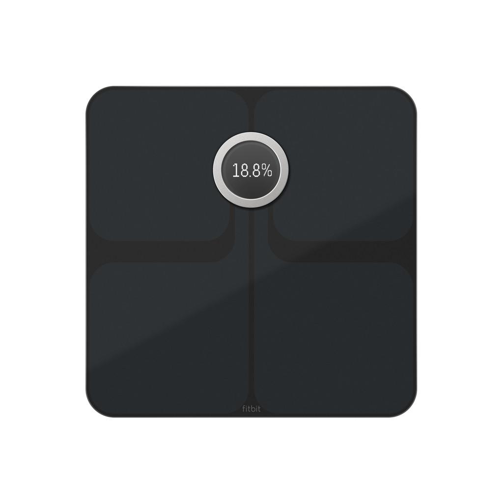 Fitbit Aria 2 Zwart in Kruiselwerk