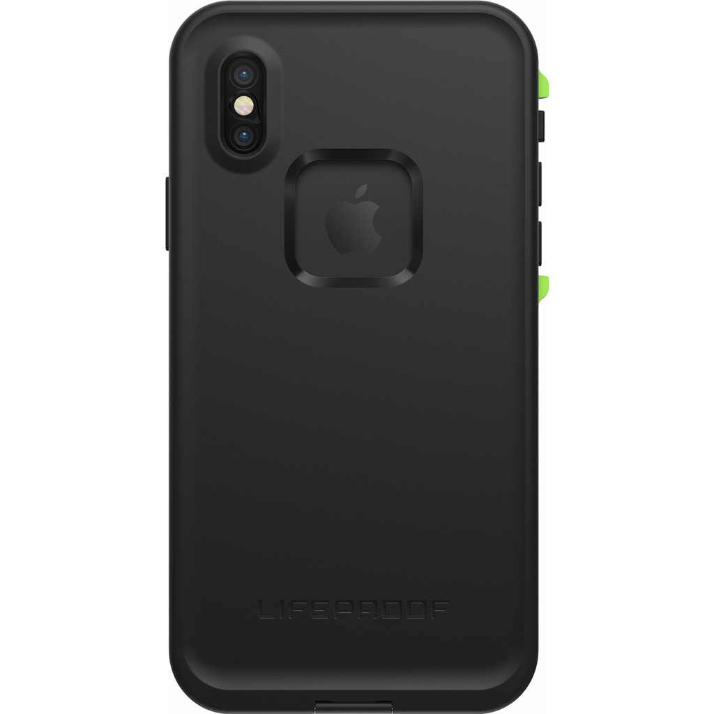 Lifeproof Fre iPhone X Full Body Zwart