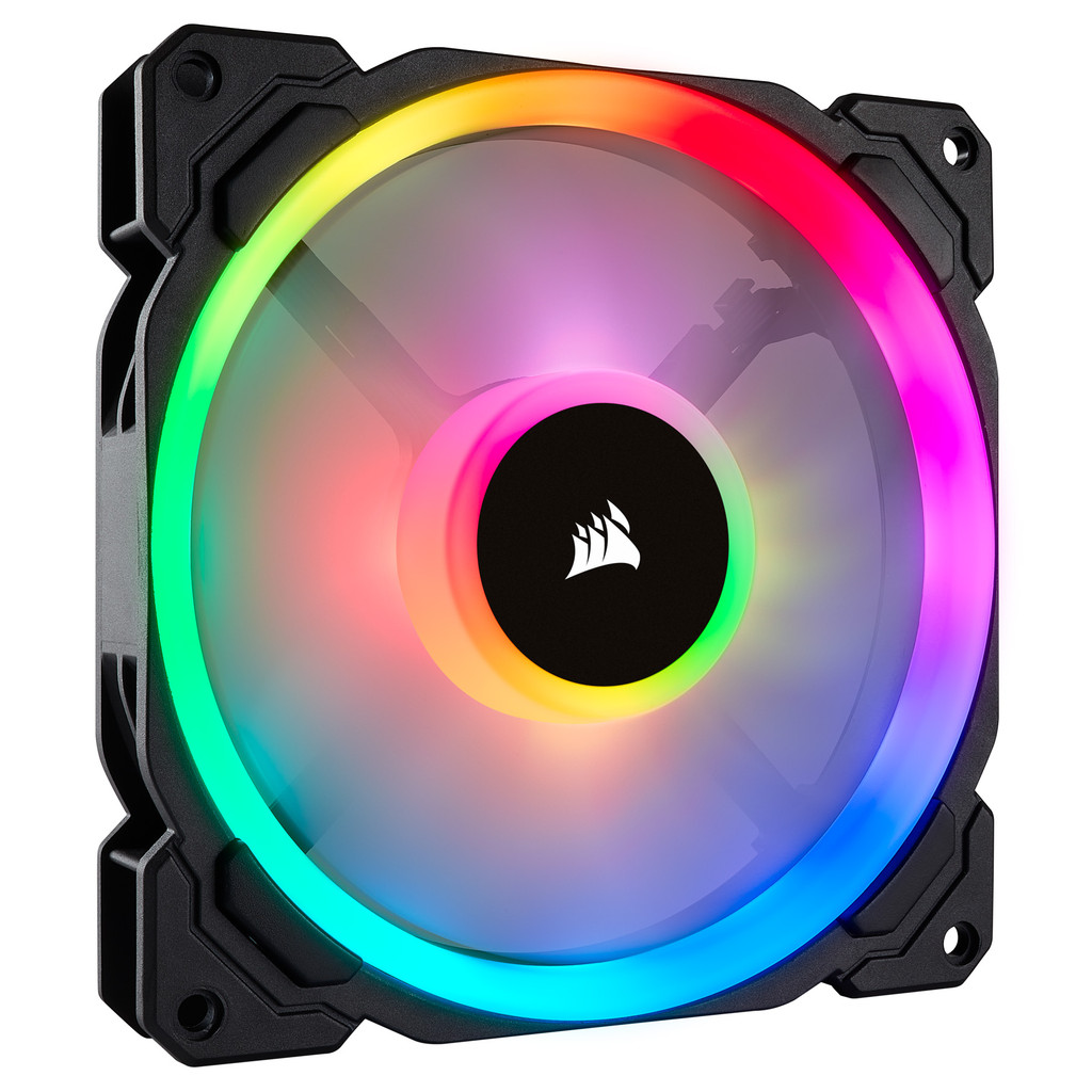 Corsair LL140 RGB Dual Light Loop Single Pack in Chastre