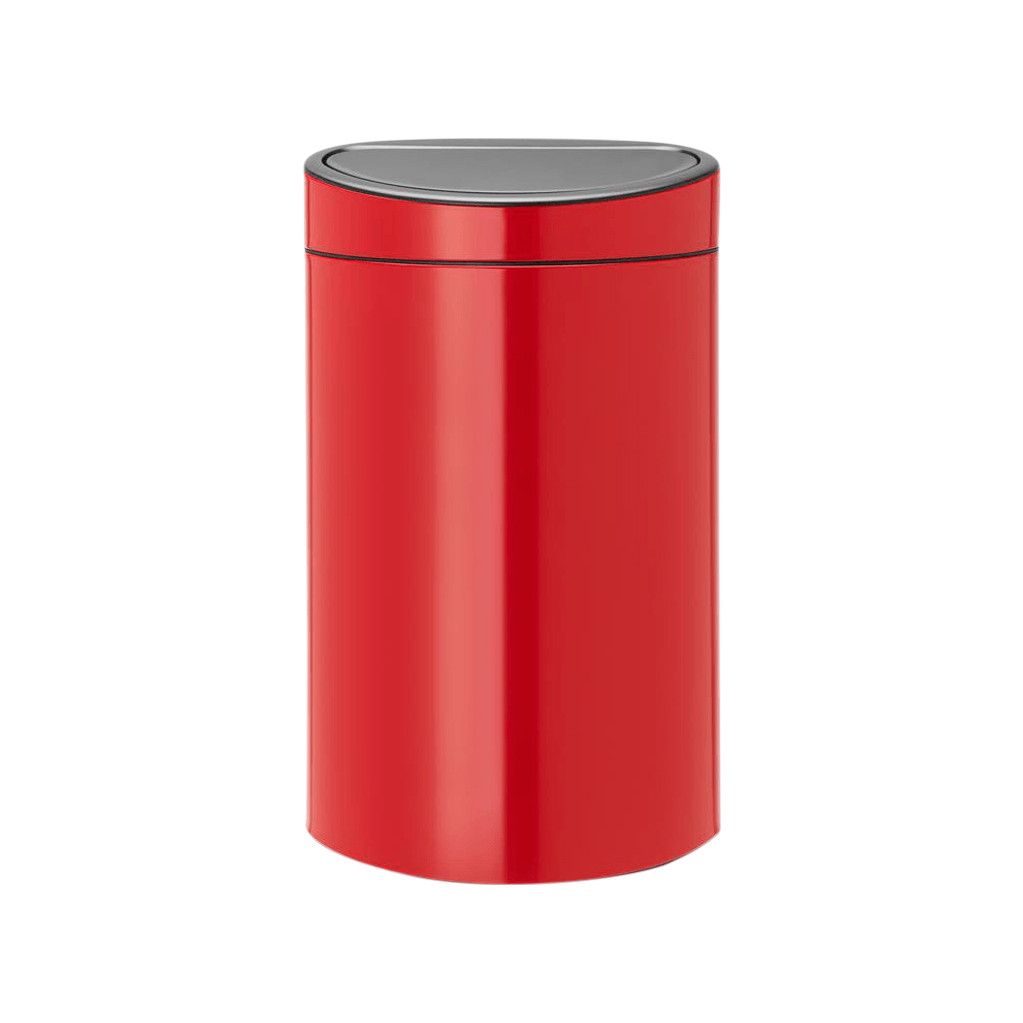 Brabantia Touch Bin 40 Liter Passion Red