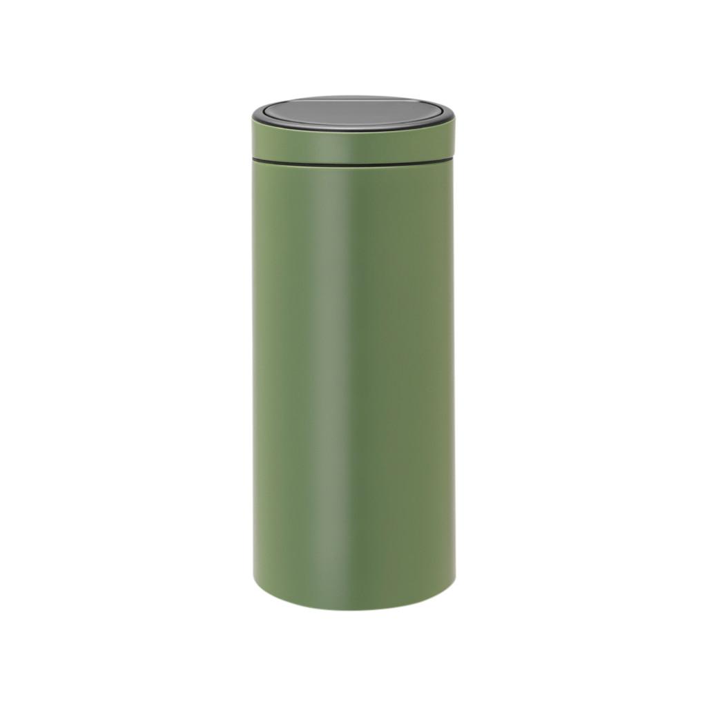 Brabantia Touch Bin 30 Liter Moss Green