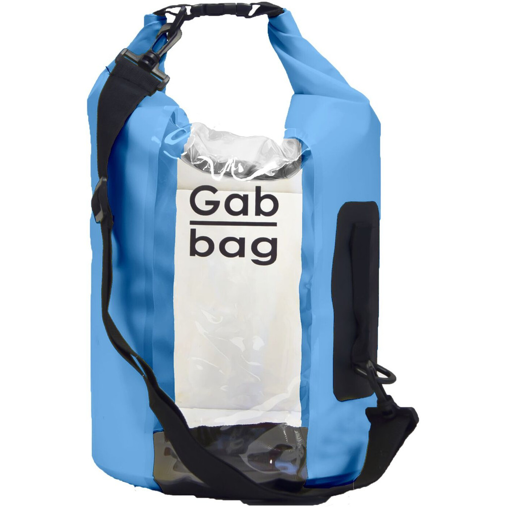 Gabbag Dry 25L Blauw in Crehen