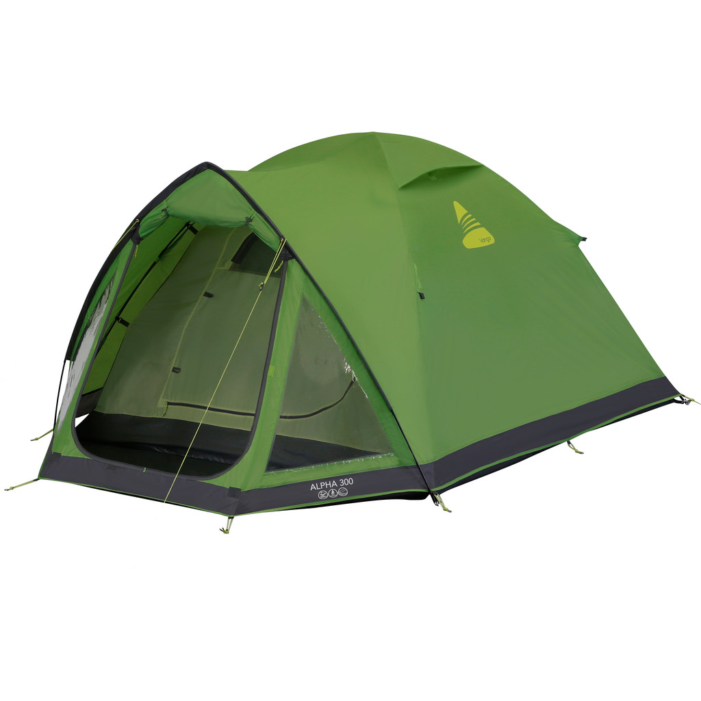 Vango Alpha 300 Apple Green in Koersel