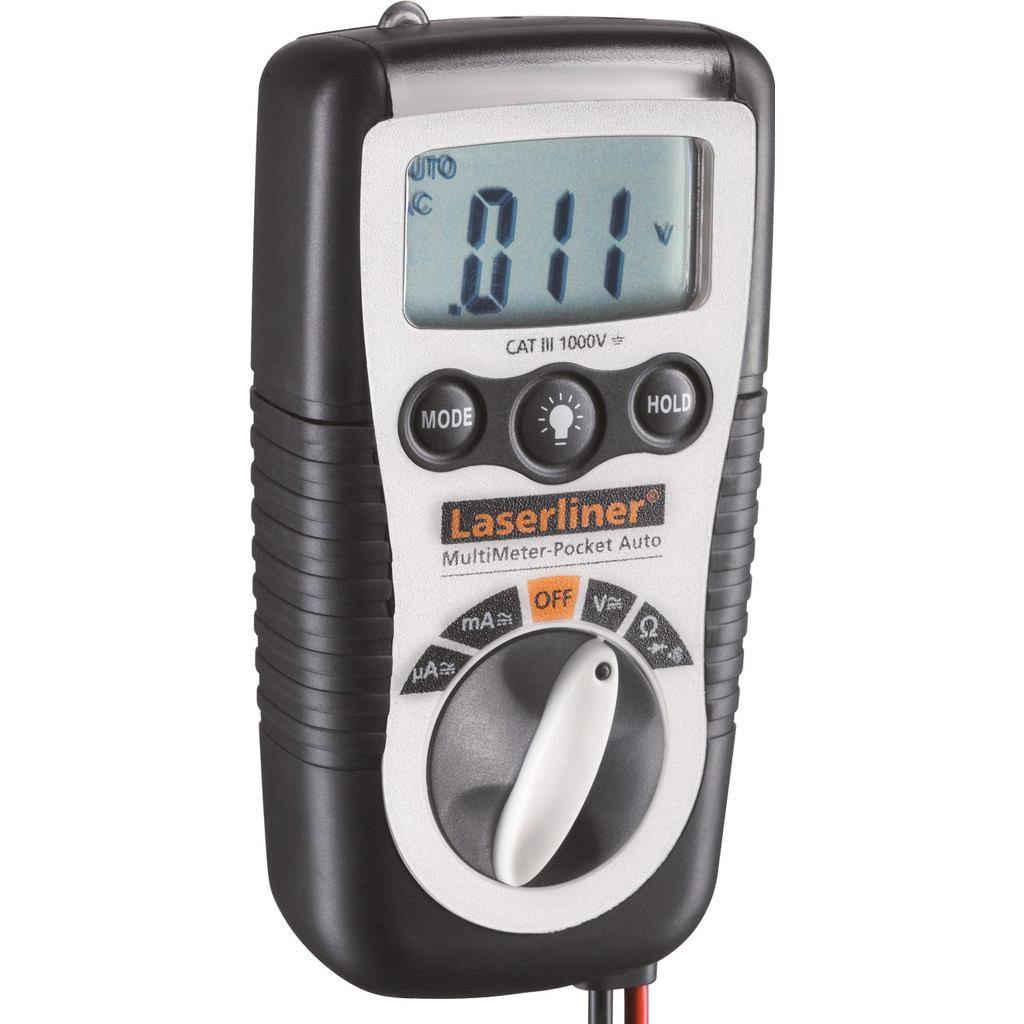 Laserliner MultiMeter-Pocket in Durbuy